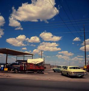 New Mexico. July 1985.