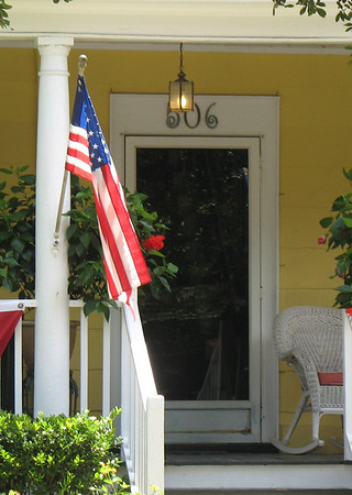 Country Home Patriotism