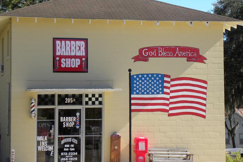 USA-Barber Shop- Madison FL