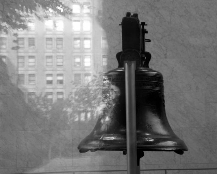 Liberty Bell- Reflection on Philadelphia