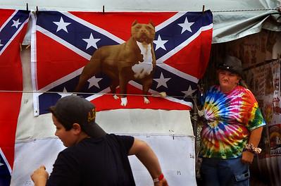 Locomotive Festival, Adairsville, Georgia.
