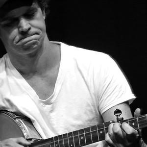 Jason Cade, banjo. April 2016.