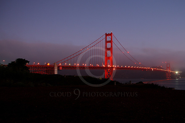 ENGF-GGB 00005 The Golden Gate Bridge in dim light, by Peter J Mancus