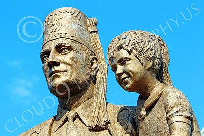 STY - SHRINERS 00002 A close up of an excellent, finely detailed, gold tribute to a wonderful group--Shriners, who help children, by Peter J Mancus
