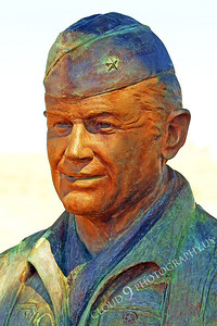 CHUCK YEAGER 00013 by Peter J Mancus