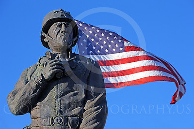 STY - US Army World War II General George S Patton, Jr 00003 by Peter J Mancus