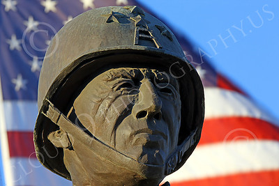STY - US Army World War II General George S Patton, Jr 00007 by Peter J Mancus