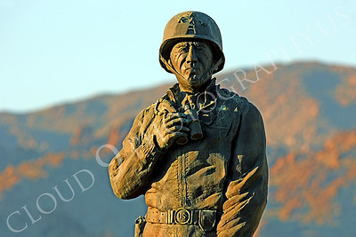 STY - US Army World War II General George S Patton, Jr 00013 by Peter J Mancus