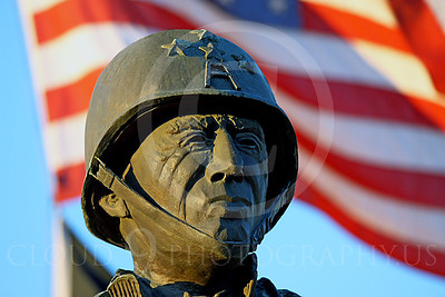 STY - US Army World War II General George S Patton, Jr 00019 by Peter J Mancus