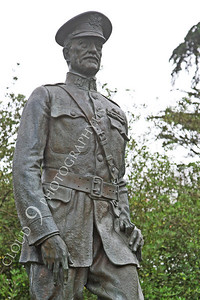 Sty - Pershing 00017 John J Pershing, US Army General, by Peter J Mancus