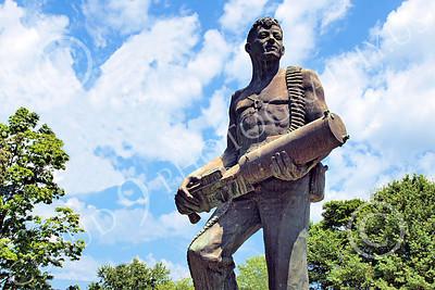 STY- John Basilone 00026 US Marine Corps legend Gunnery Sergeant John Basilone, Hero of Gudacanal, Medal of Honor winner, volunteered to return to combat and was killed on Iwo Jima, by John G Lomba