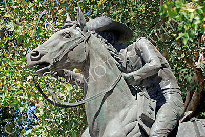 STY - PEXP 00010 Pony express rider with a whip on his horse by Peter J Mancus