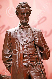 STY-ALINCOLN 00021 A well done statue of Abraham Lincoln statue picture by Peter J Mancus
