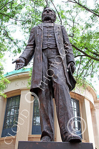 STY - ALINCOLN 00015 A classic artistic representation of a controversial US President, Abraham Lincoln, by Peter J Mancus