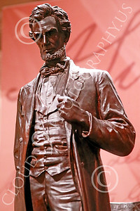 STY-ALINCOLN 00020 A well done statue of Abraham Lincoln statue picture by Peter J Mancus