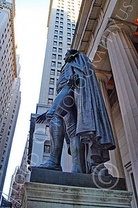 Sty - GEORGE WASHINGTON 00007 A statue of George Washington, first president of the United States, in New York City, by John G Lomba