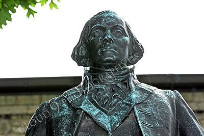 STY - GWASHINGTON 00006 An excellent artistic representation of the first US president, George Washington, by Peter J Mancus