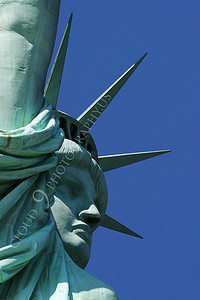STATUTE OF LIBERTY 00046 by Peter J Mancus