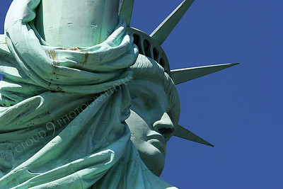 STATUTE OF LIBERTY 00017 by Peter J Mancus