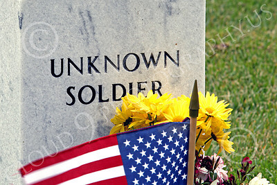 AMER-MilCem 00024 In honor of an American Unknown Soldier on Memorial Day, by Peter J Mancus