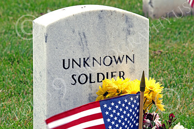 AMER-MilCem 00004 In honor of an American Unknown Soldier on Memorial Day, by Peter J Mancus