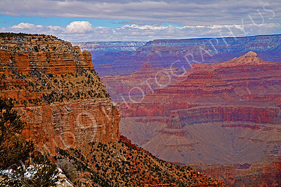 SCGNP 00013 An expansive view of the Grand Canyon, by Peter J Mancus