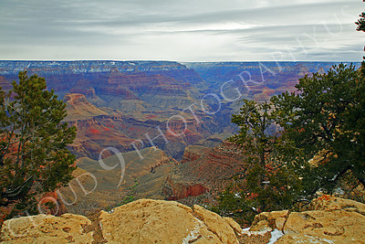 SCGNP 00029 At one edge to the Grand Canyon, by Peter J Mancus