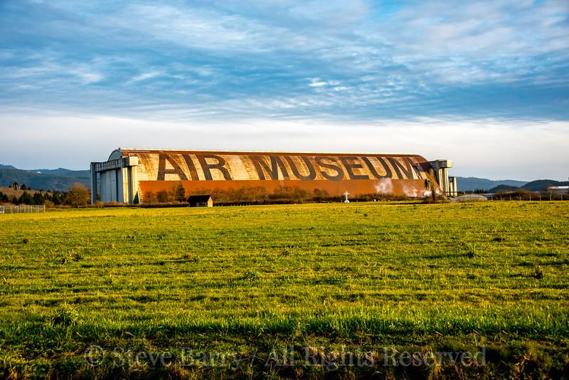 Oregon<br /> Tillamook<br /> Largest free-standing wood structure