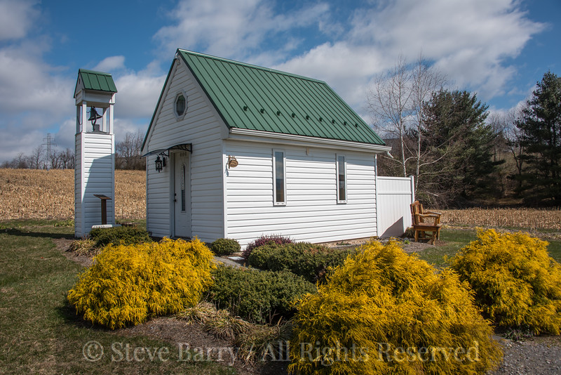 Virginia<br /> Wytheville<br /> Small church