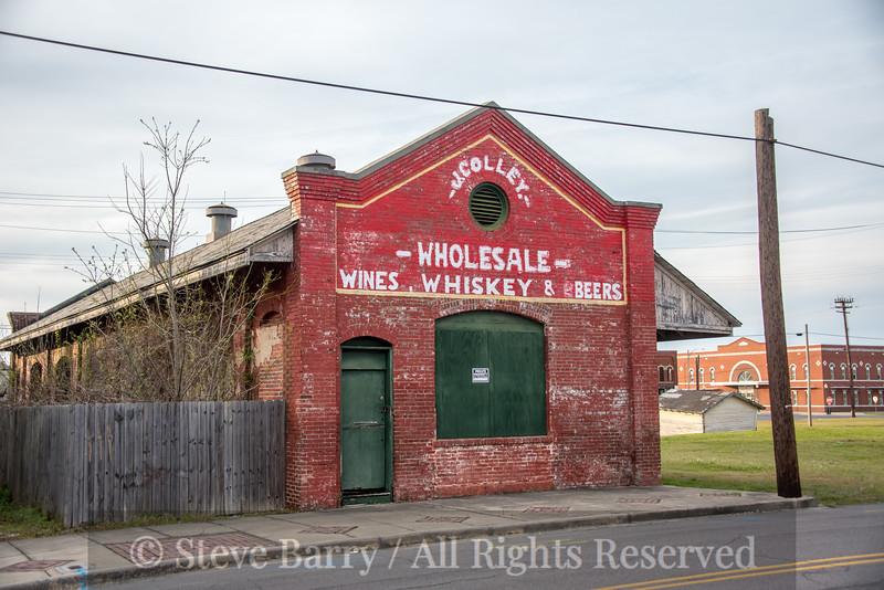 Alabama<br /> Bessemer<br /> Whiskey warehouse