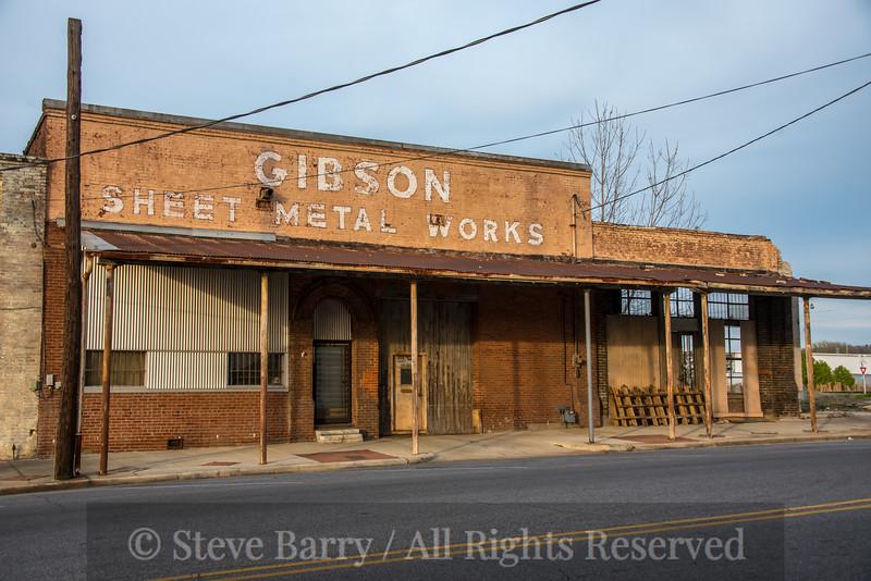 Alabama<br /> Bessemer<br /> Gibson Sheet Metal Works