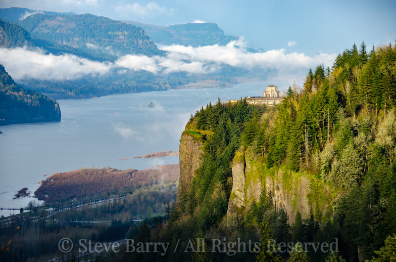 Oregon<br /> Crown Point<br /> Vista House