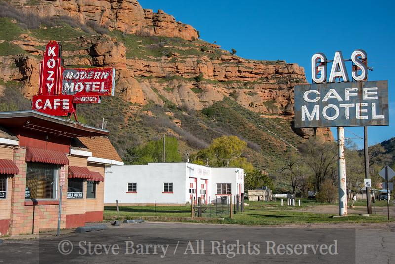Utah<br /> Echo<br /> Gas Cafe Motel