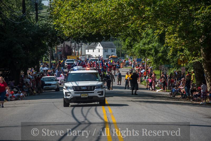 Woodstown Police lead the way