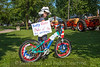 First place Bicycle Winner