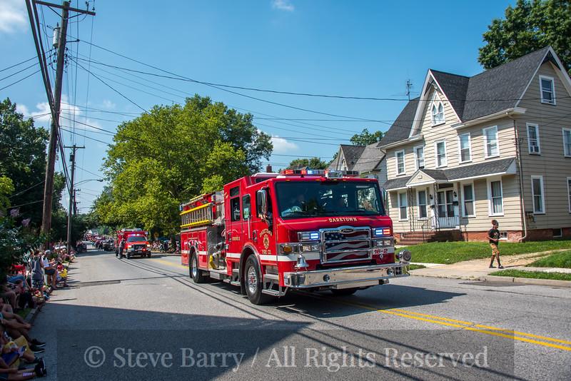 Daretown Fire Company