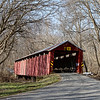 Charlton Mill Covered Bridge - Greene County, Ohio