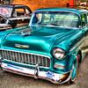 Chevy Crusing 55