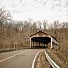 Corwin Nixon Covered Bridge - Warren County, Ohio