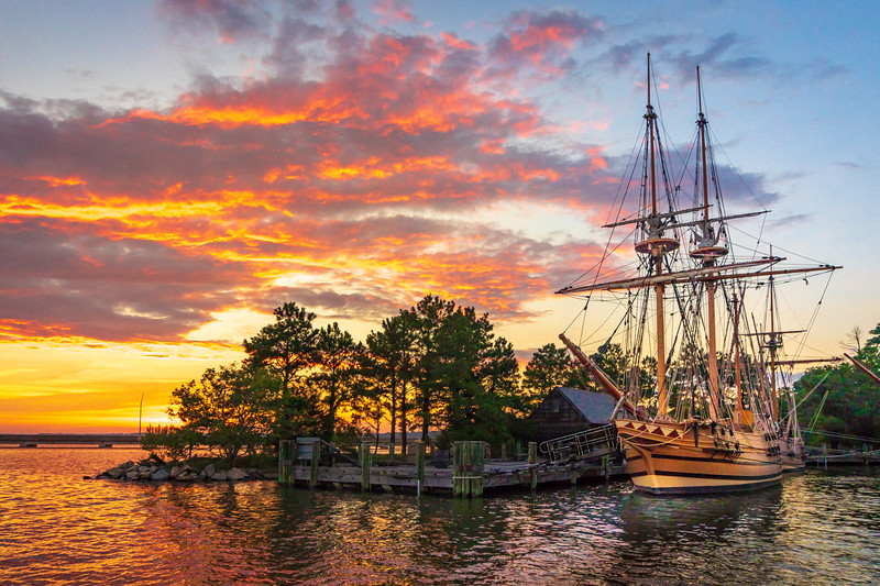 Anchored in History