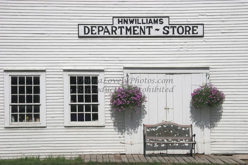 Williams Department Store, VT