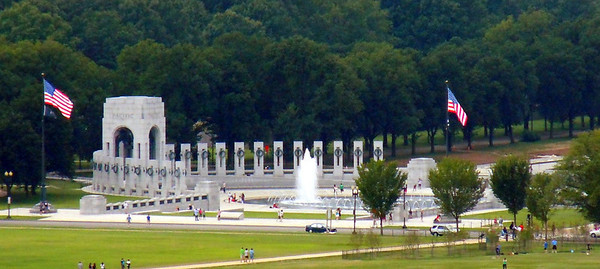 US WW II Memorial