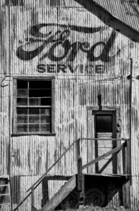 Ford Service - OIL PAINT Effect