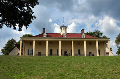 Porch of Mount Vernon