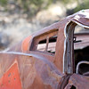 Abandoned 1968 Mustang Fastback - Placitas, NM