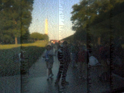 Vietnam Memorial -  Heros of Freedom