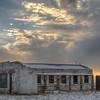 Gas Station, Egmont, Laramie County, WY 2012<br /> HDR image<br /> © Edward D Sherline