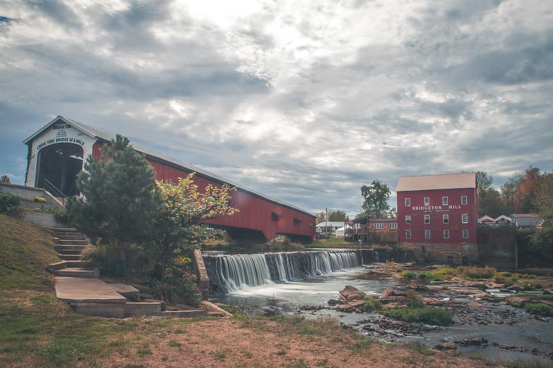 Bridgton Mill View