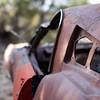 Abandoned 1968 Mustang Fastback - Placitas, NM