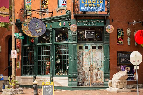 Venice Cafe St Louis